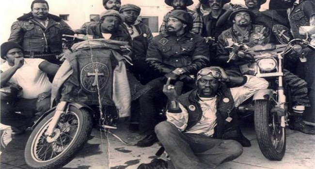 Black Motorcycle Clubs